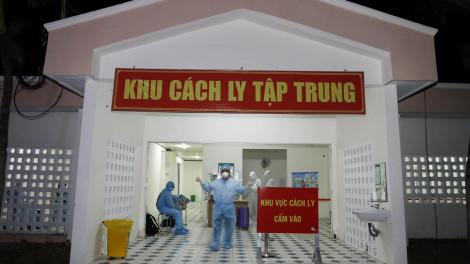 Khung giờ di chuyển của 6 bệnh nhân mắc COVID-19 ở Quảng Nam vừa công bố chiều 3/8
