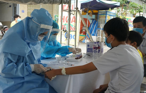 Thêm 21 người mắc COVID-19 ở Quảng Nam, Đà Nẵng, có nhiều bệnh nhân là đối tượng F1