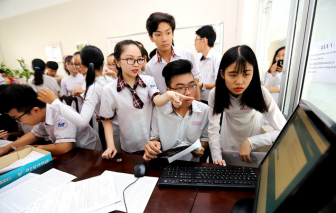 Trường đại học lên phương án xét tuyển với thí sinh thi tốt nghiệp đợt 2