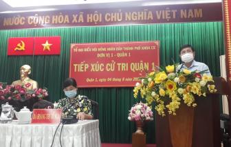 Thi tốt nghiệp THPT tại TPHCM: Thí sinh lẫn lực lượng coi thi đều được kiểm tra sức khỏe