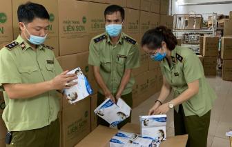 Hà Nội phát hiện 500.000 khẩu trang không có lớp lọc tiêu chuẩn