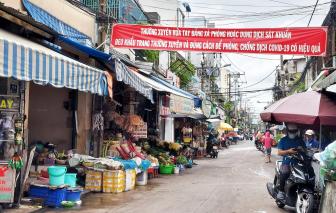 Nỗi niềm tiểu thương chợ Quảng ở Sài Gòn trong đại dịch