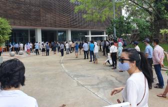 Nữ sinh viên Đại học Kỹ thuật Y Dược Đà Nẵng sống trong ký túc xá, tiếp xúc hàng loạt bệnh nhân COVID-19