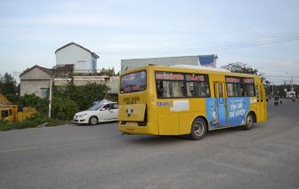 Quảng Nam khẩn cấp tìm người đi cùng xe buýt với bệnh nhân số 622 mắc COVID-19