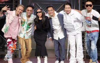 """Rap Việt đổ bộ: Giải """"cơn khát"""" cho truyền hình thực tế"""