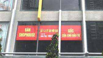 """Shophouse chung cư ngày càng bị """"thất sủng"""" giữa dịch COVID-19"""