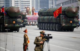 """Triều Tiên """"có thể đã phát triển được thiết bị hạt nhân phù hợp với tên lửa đạn đạo""""?"""