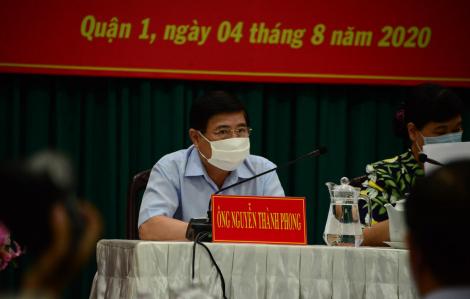 """Chủ tịch UBND TPHCM Nguyễn Thành Phong: """"Xử lý nghiêm đối tượng đưa người nhập cảnh trái phép"""""""