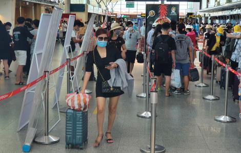 Đà Nẵng chuẩn bị 2 chuyến bay đưa 400 hành khách về Hà Nội và TPHCM