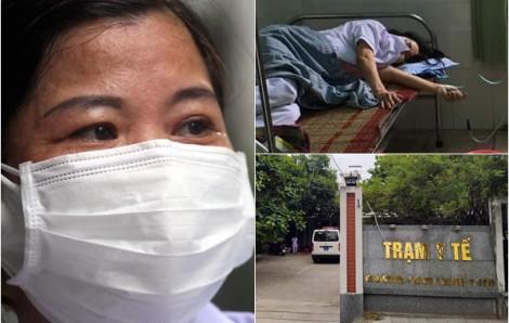 Nhân viên y tế ngất xỉu vì kiệt sức trong quá trình truy tìm F1