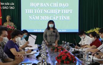 Đắk Lắk: Thí sinh TP. Buôn Ma Thuột sẽ thi tốt nghiệp đợt 2