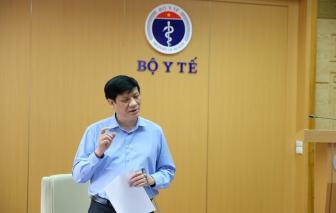 """Quyền Bộ trưởng Bộ Y tế Nguyễn Thanh Long: """"Đừng để vì có một bệnh nhân mà phong tỏa cả bệnh viện"""""""