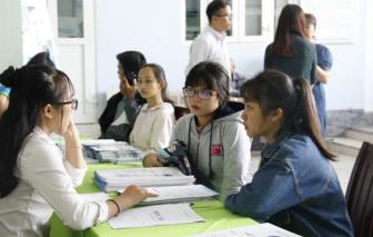 """Trường ĐH Mở TP.HCM, ĐH Nguyễn Tất Thành, ĐH Văn Hiến """"chốt"""" điểm chuẩn học bạ"""
