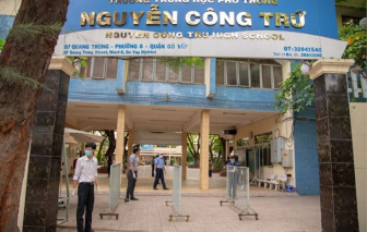 UBND TP.HCM yêu cầu Sở GD-ĐT rà soát, báo cáo vụ sửa điểm ở Trường THPT Nguyễn Công Trứ