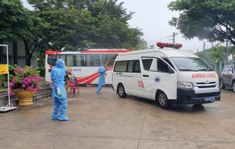 Sáng 7/8, Việt Nam thêm 3 ca mắc COVID-19 ở Quảng Trị, Thanh Hóa