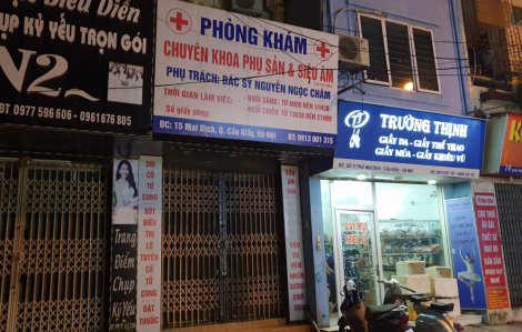 """Bộ Y tế chỉ đạo làm rõ vụ """"Thai phụ 15 tuần tử vong tại phòng khám sản phụ khoa"""""""