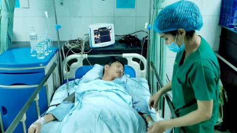 Quảng Nam: 1 ca COVID-19 tiên lượng nặng, 2 ca thở oxy