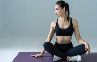 3 bài tập lý tưởng cho cột sống khỏe, dáng thêm thon đẹp