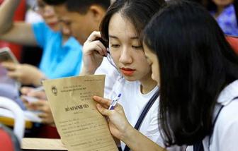 Bộ GD-ĐT yêu cầu điều chỉnh chỉ tiêu và đề án tuyển sinh