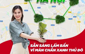 """Khởi động dự án """"Lấm bẩn vì những màn chắn xanh Việt Nam"""""""