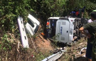 Khởi tố lái xe trong vụ tai nạn làm 15 người tử vong ở Quảng Bình