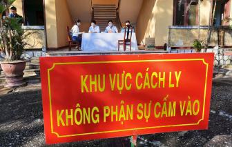 Trong 6 ca mắc COVID-19 ở Quảng Nam có trường hợp là thợ cắt tóc, thợ sửa điện thoại, tiếp xúc nhiều người