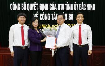 Thành ủy Bắc Ninh có Bí thư mới, thay ông Nguyễn Nhân Chinh