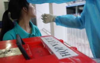Thêm 30 người mắc COVID-19, có bé gái 7 tuổi ở Bắc Giang