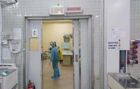 Liên quan đến bác sĩ ở Đồng Nai mắc COVID-19: 2 bác sĩ Bệnh viện Chợ Rẫy âm tính