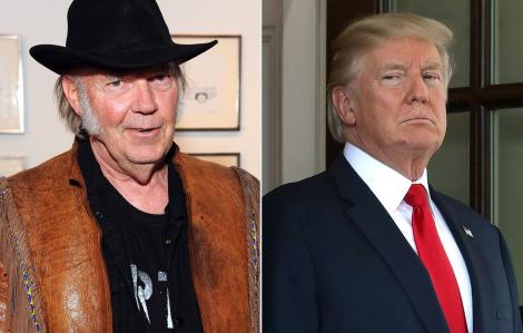 Huyền thoại nhạc rock & roll kiện Tổng thống Donald Trump