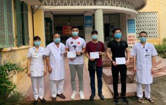3 bệnh nhân điều trị ở Nam Định khỏi bệnh COVID-19