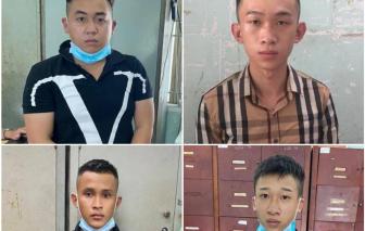 Bắt băng cướp giật khiến người phụ nữ chấn thương sọ não ở Sài Gòn