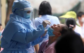 Hà Nội phát hiện thêm một ca dương tính lần 1 với virus SARS-CoV-2