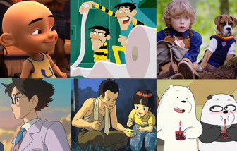 """Những bộ phim """"giải cứu"""" mùa hè cho trẻ"""
