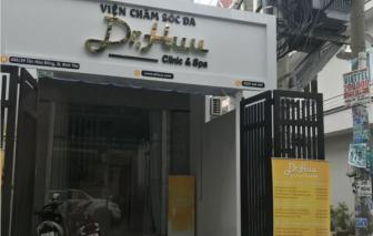TPHCM phát hiện cơ sở làm đẹp chui ở quận Bình Tân