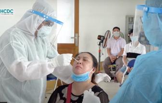 TPHCM sẽ có kết quả xét nghiệm tất cả người về từ Đà Nẵng trong 3 ngày nữa