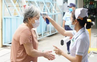TPHCM lấy mẫu xét nghiệm cho 848 người tiếp xúc với 8 bệnh nhân COVID-19