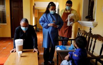 Hàng trăm trẻ em bị trục xuất khỏi Hoa Kỳ theo chính sách nhập cư mới