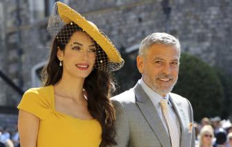 Vợ chồng tài tử George Clooney quyên tiền hỗ trợ sau vụ nổ Beirut