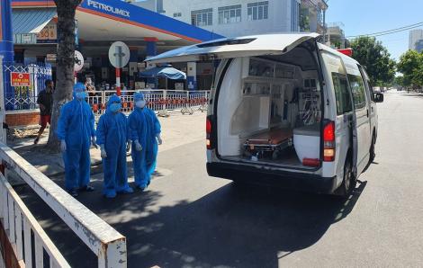 Bệnh viện Đà Nẵng được giảm tải, còn dưới 300 bệnh nhân