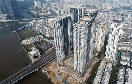 Ba dự án Sunwah Pear, The Acentia và Tilia Residences chỉ được huy động vốn tối đa 50%