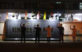 Lá thư lúc 0g từ Bệnh viện C Đà Nẵng: Vì bình yên cho thành phố này!