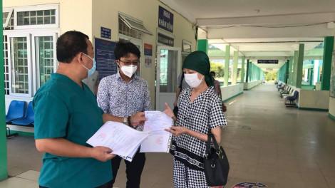 4 bệnh nhân ở Đà Nẵng cùng khỏi bệnh và xuất viện