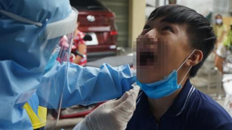 Bộ Y tế kiến nghị Hà Nội lấy mẫu máu cho 22.000 người đi Đà Nẵng về từ ngày 7-15/7