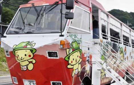 Nhật Bản chuẩn bị thử nghiệm xe buýt du lịch tự hành