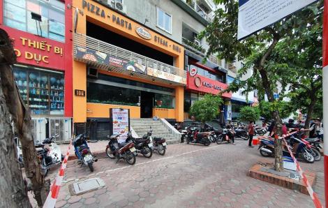 Bệnh nhân COVID-19 mới nhất ở Hà Nội là nhân viên giao hàng pizza