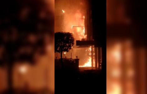 Cháy cơ sở điều trị COVID-19 ở Ấn Độ, ít nhất 7 người chết