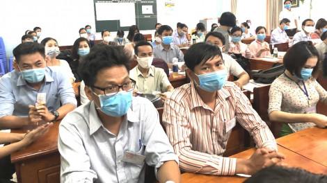 TP.HCM: Thay toàn bộ giám thị trở về từ Đà Nẵng