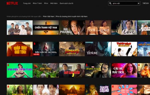 """Bài 2: Còn bao nhiêu """"ông lớn"""" như Netflix tại Việt Nam?"""