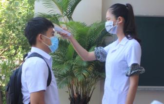 Nam sinh ở Quảng Nam mắc COVID-19 tiếp xúc với rất nhiều bạn học, thầy giáo